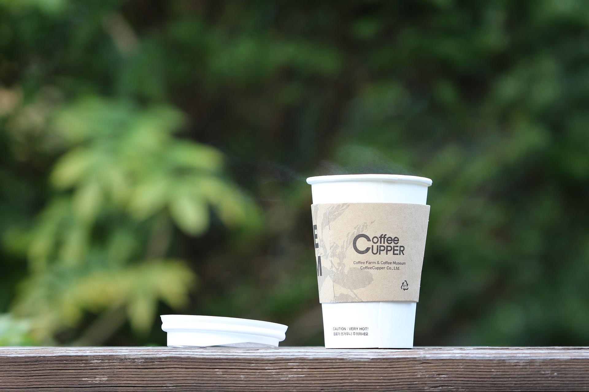 コーヒー テイクアウト